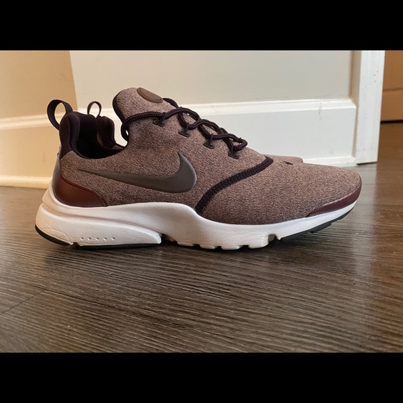 Nike Shoes | Burgundy Prestos | Poshmark